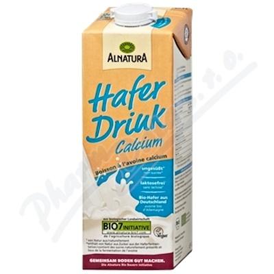 Alnatura BIO Ovesný nápoj s vápníkem 1l