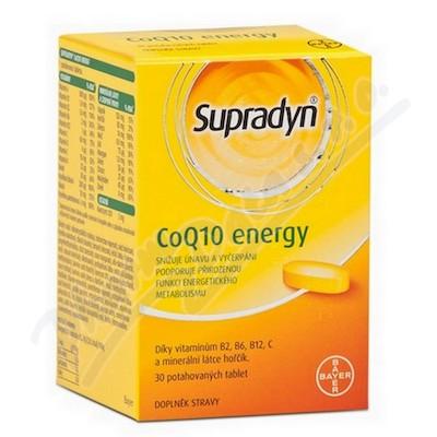 Supradyn CO Q10 Energy tbl. 30