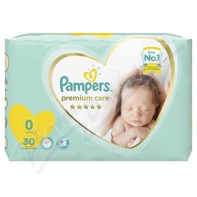 Pampers Premium Care Pack S0 30 ks Newborn