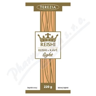 TEREZIA Reishi v kávě light 20x11g