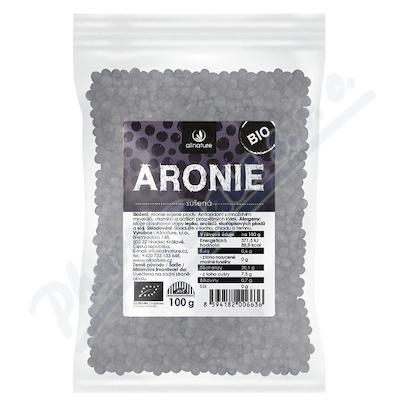 Allnature Aronie černý jeřáb BIO 100 g