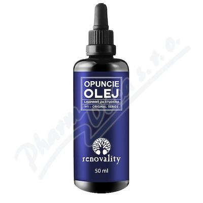 Renovality Opuncie olej 50 ml