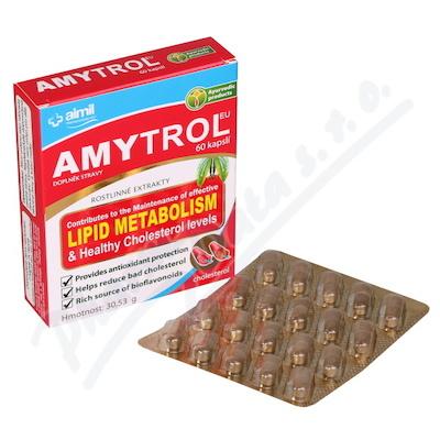 Aimil AMYTROLEU Ajurvédský doplněk stravy cps.60