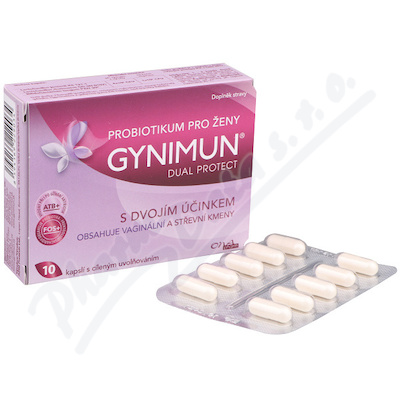 GYNIMUN dual protect cps. 10