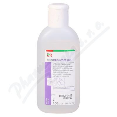 Dezinf. na ruce LR handdisinfect gel 100ml 34702
