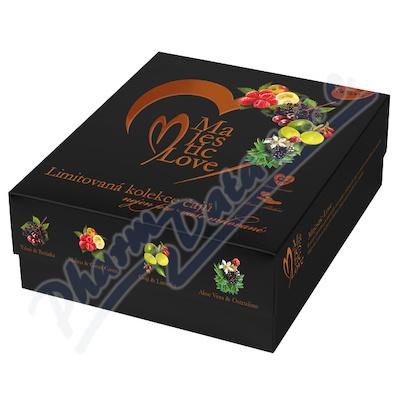 Čaj Majestic Tea Love sada 40 ks