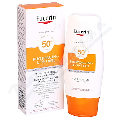 EUCERIN SUN Mléko op.  Photoaging SPF50 150ml