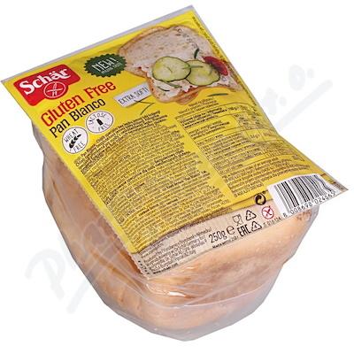 SCHAR PAN BLANCO chléb speciál. bez lepku bílý 250g