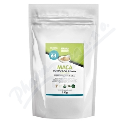 KIWU WUKI MACA POWER 6:1 250g