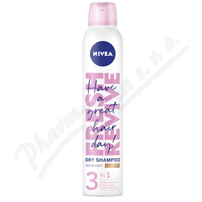 NIVEA Suchý šampon pro sv. vlasy 200ml č. 88612