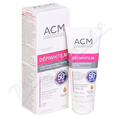 ACM Dépiwhite. M tinted SPF 50+ tónovaný krém 40ml