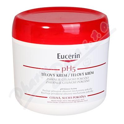 EUCERIN pH5 Tělový krém 450ml