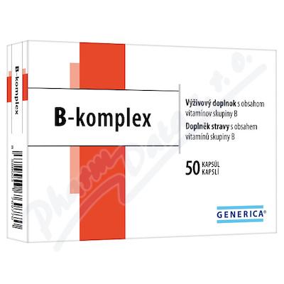 B-komplex cps. 50 Generica