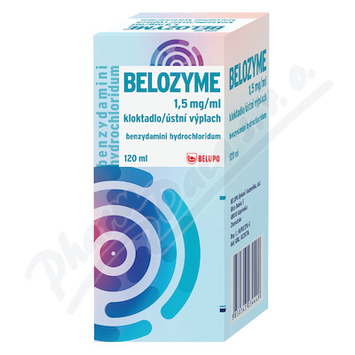 Belozyme 1.5mg-ml ggr-gng.aqa.120ml