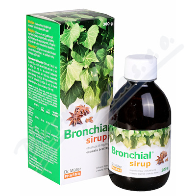 Bronchial sirup 300g Dr.Müller