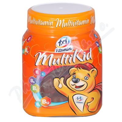 Multikid želé multivitaminy 50 ks