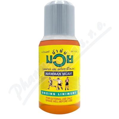 Namman Muay boxing liniment thajský olej 450ml