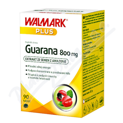Walmark Guarana 800mg tbl. 90