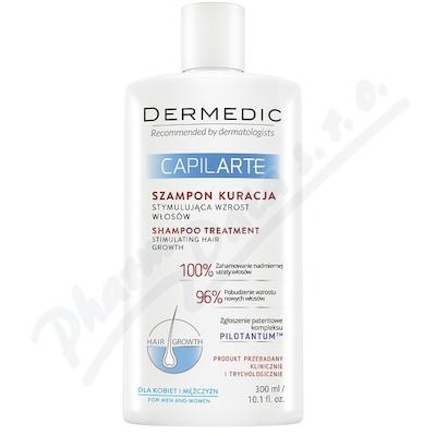 Capilarte Šampon pro stimulaci růstu vlasů 300ml