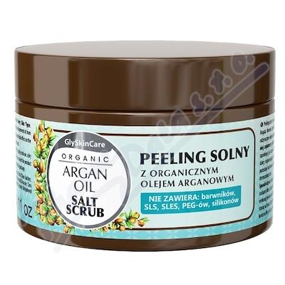 Biotter solný peeling s org. arganovým olejem 400g