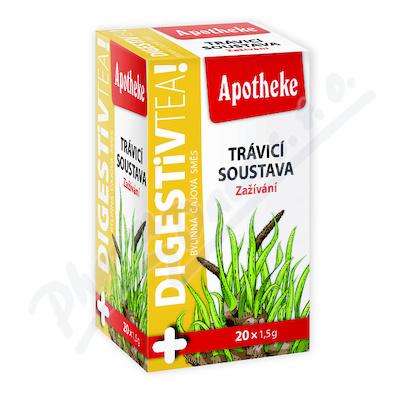 Apotheke Digestiv tea trávicí soustava čaj 20x1. 5g