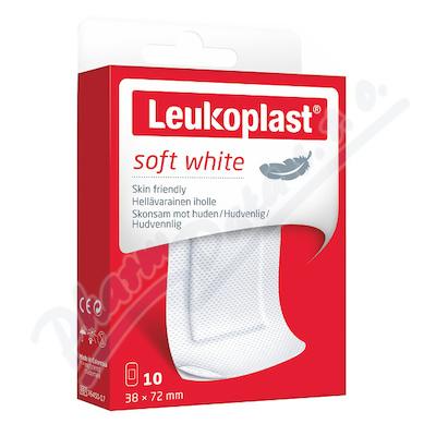 Leukoplast Soft náplast citlivá 38mmx72mm 10ks