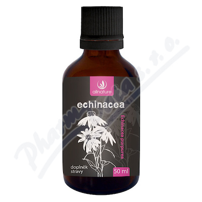 Allnature Echinacea bylinné kapky 50 ml