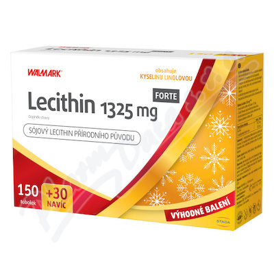 Walmark Lecithin Forte 1325mg tob.120+60 Promo2019