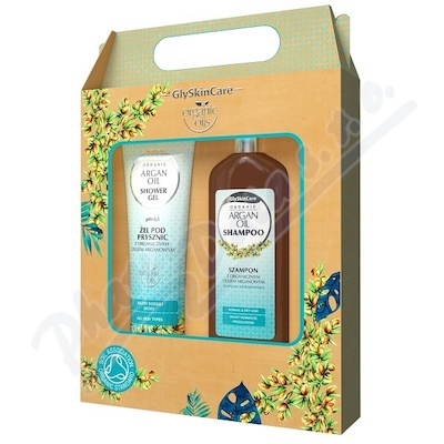 Biotter sada šampon+sprch.gel argan.olej 2x250ml
