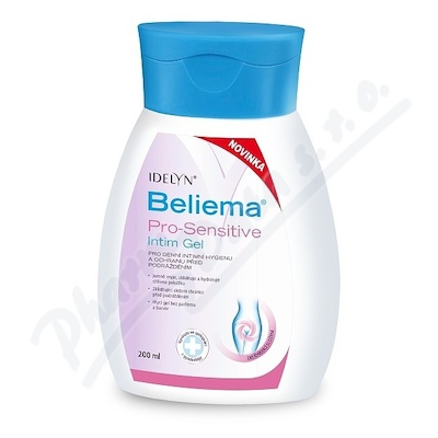 Walmark Beliema ProSensitive Intim gel 200ml