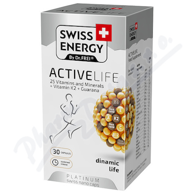 Swiss Energy Activelife cps. 30