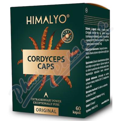 HIMALYO Cordyceps Caps cps. 60