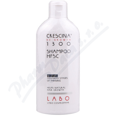 Crescina šampon 1300 podpora růstu vlasů ženy200ml