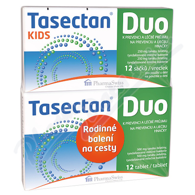 Tasectan Duo tbl. 12+KIDS 12 sáčků
