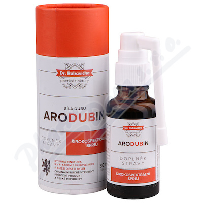 AROMATICA Arodubin širokospektrální sprej 30ml
