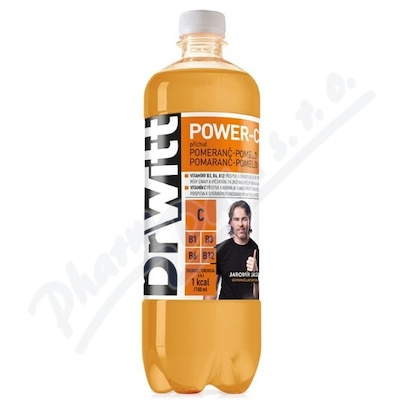 DrWitt POWER-C pomeranč-pomelo 750ml PET