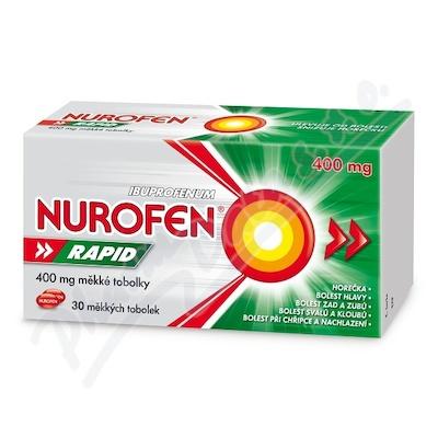 Nurofen Rapid 400mg cps. mol. 30