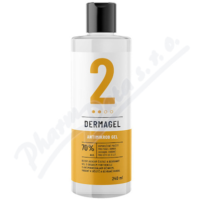 DERMAGEL Antimikrob gel 240ml