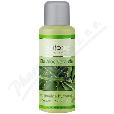 Saloos Bio Aloe vera olej 50ml