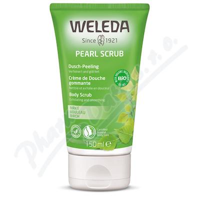 WELEDA Březový sprchový peeling 150 ml