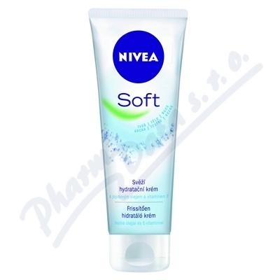 NIVEA Soft krém tuba 75ml č.89057