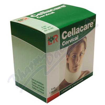 Límec Cellacare Cervical anatom.tvarovaný 8cm-1ks