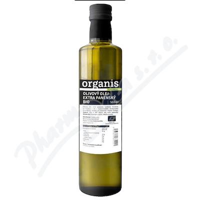 Organis Olivový olej extra panenský BIO 500ml