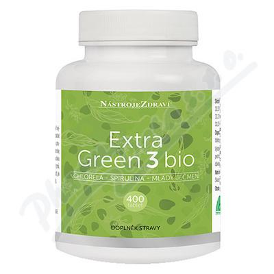 Extra Green 3 bio tbl. 400