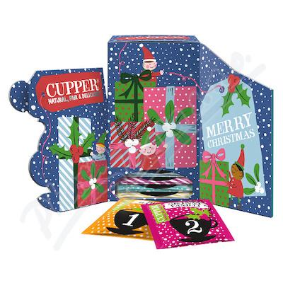 Cupper BIO Adventní čajový kalendář 24 n. s.