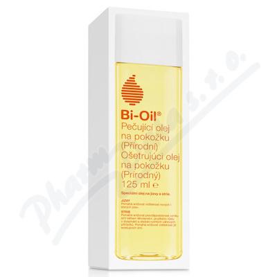 Bi-Oil Pečující olej na pokožku (Přírodní) 125ml