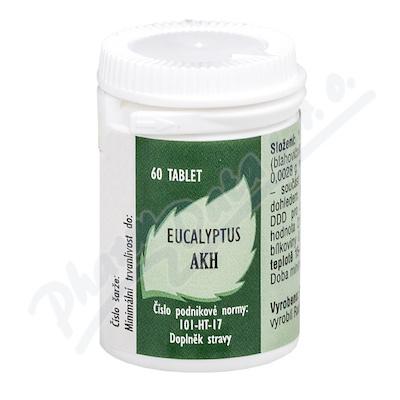 Eucalyptus AKH tbl. 60