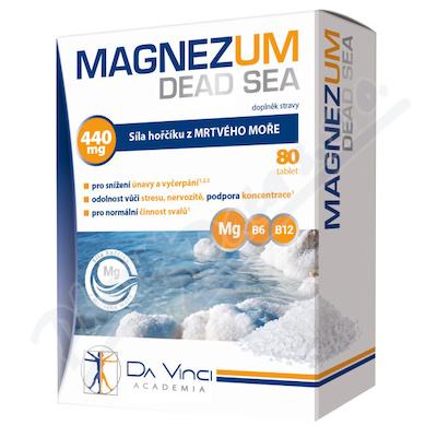 Magnezum Dead Sea Da Vinci Academia tbl. 80