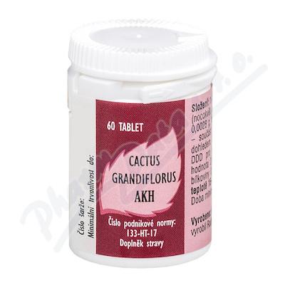 Cactus grandiflorus AKH tbl. 60