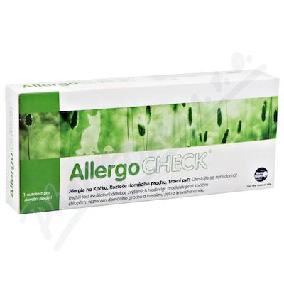 AllergoCHECK rychlotest